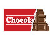 Illustration of Chocolate.