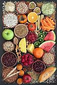 High Fibre Health Food Collection