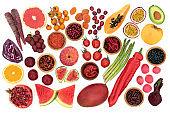 Immune Boosting Health Food High in Lycopene
