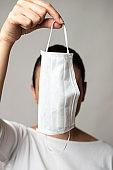 Goodbye Surgical Mask