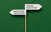 Online Education Vs Traditional Education