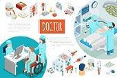 Isometric Medicine Composition