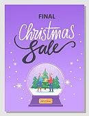 Final Christmas Sale Discounts for Winter Season