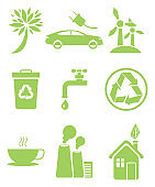 Recycling Agitation, Stop Pollution, Water Economy