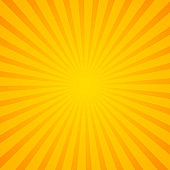 Comix pop up rays, great retro background illustration isolated vector design for any purposes.
