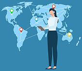 International Business and Communication Partners