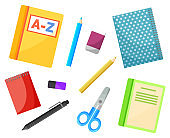 Stationery Supply, School Textbooks and Copybooks