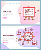 Analytics and Management, Business Online Pages