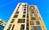 Apartment home residential building real estate reflex