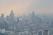 PM2.5 Air pollution of Bangkok
