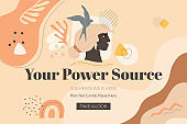Your Power Source Banner Template