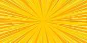 Pop art yellow comics book cartoon cover