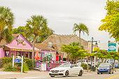 Siesta Beach, Sarasota, Florida, United States of America USA