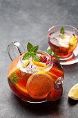 Traditional fruit tea