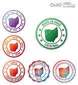 Ohio badge.