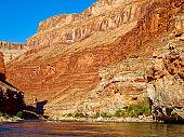 Colorado River Rapid Grand Canyon