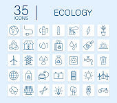 35 icons