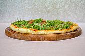 Pizza Arugula Tray