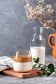 Dalgona Coffee, Fluffy creamy whipped coffee