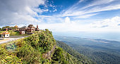 Buddhist temple Wat Sampov Pram Cambodia