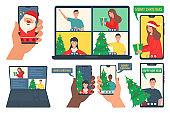 Video Christmas online.