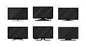 LCD tv plasma.