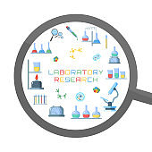 Chemical laboratory biology.