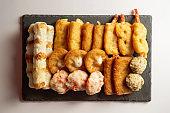Japanese fish cake