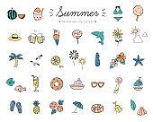 summer icons collection