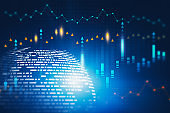 Global stock market digital interface