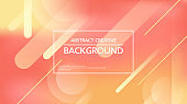 Vibrant modern background in abstraction
