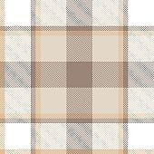 Brown Plaid Tartan Checkered Seamless Pattern Collection