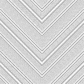 White Chevron Diagonal Stripes seamless pattern background