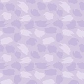 Purple Camouflage Brush strokes Seamless Pattern Background