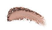 Bronzer, contouring powder, eyeshadow swatch