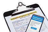 Unemployment Application with Phone