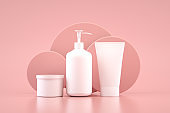 Soap dispenser, Hand Sanitizer, Bottle for liquid cosmetic products with dispenser