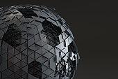 Global digital mesh network, Complex Sphere Geometry