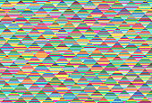 colored abstract seamless background with lines and squares