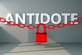 antidote concept locked up
