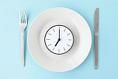 Time management for daily meal images