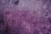 Old purple grungy wall