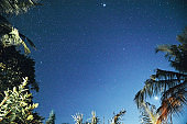 Milky Way stars photographed with long exposure and wide angle lens. My astronomy work.