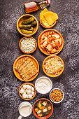 Fermented food, probiotics