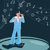 Disco music male artist