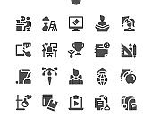 Education Well-crafted Pixel Perfect Vector Solid Icons 30 2x Grid for Web Graphics and Apps. Simple Minimal Pictogram