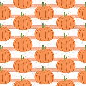 Halloween seamless pattern vector. Digital graphic design.