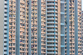 High rise residential building