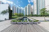 public estate in Hong Kong
