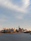 Sydney CBD skyline view